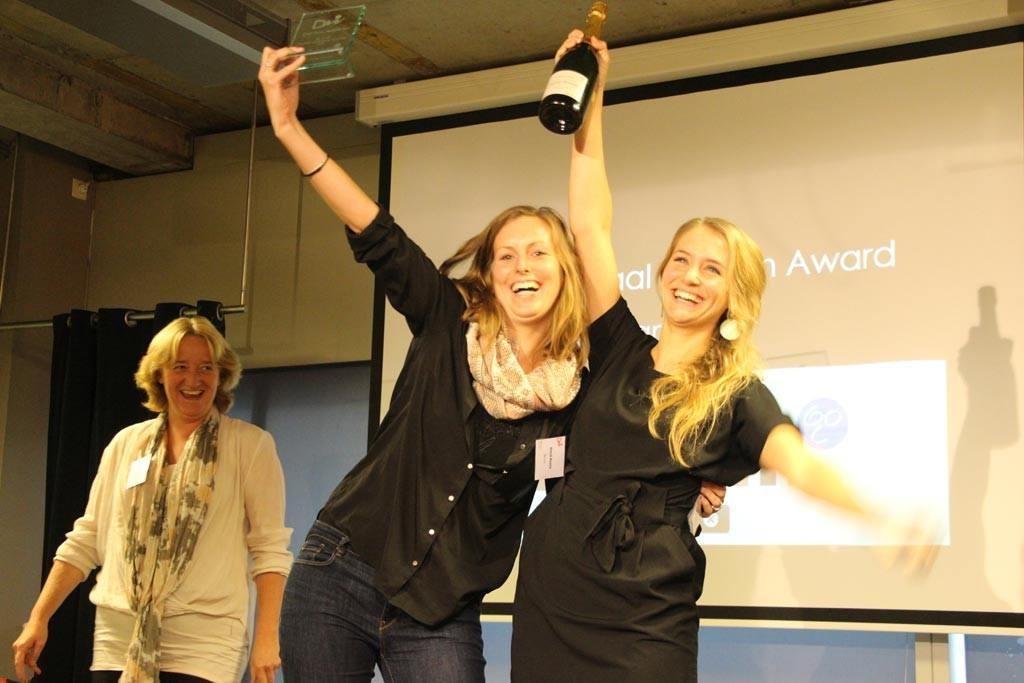 Bol.com winnaar Digitaal-Werven 2014
