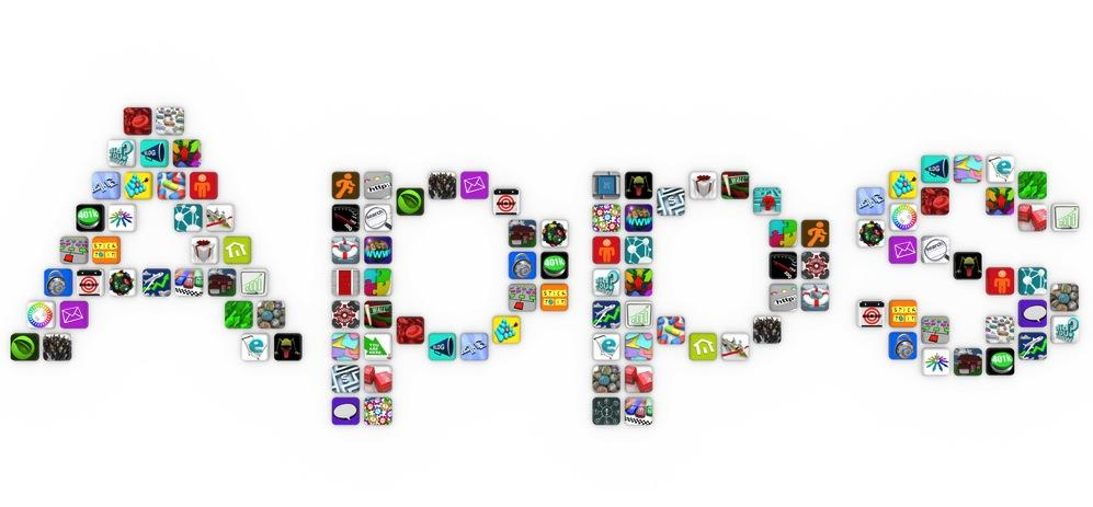 De gebruikte apps door actieve baanzoekers