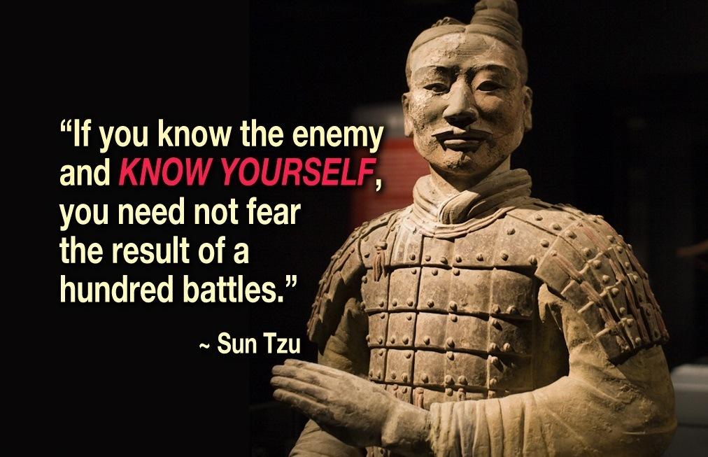 Wat recruiters kunnen leren van de Chinese veldheer Sun-Tzu