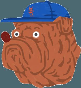 homerun mascotte