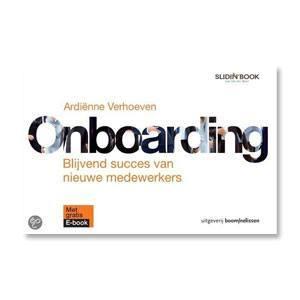 Onboarding - Blijvend succes van nieuwe medewerkers