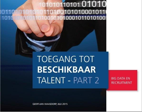 Big data & Recruitment (whitepaper)