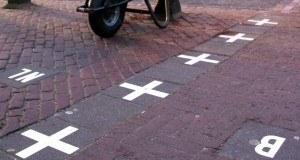 de grens van nederland
