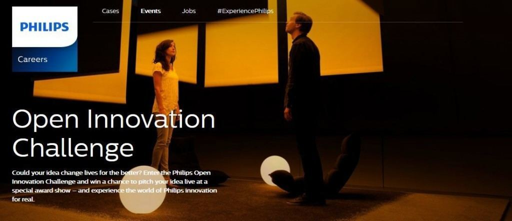 philips open innovation