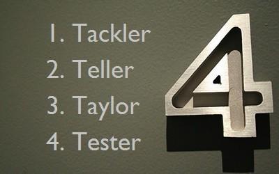Dit zijn de 4 dominante recruiterstypes - welk type ben jij?