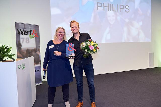 philips wint werf& award