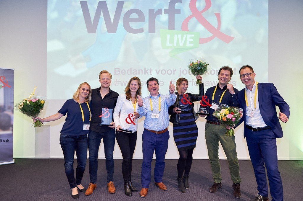 Philips, Albert Heijn, Hunkemöller en Tata Steel winnen Werf& Award