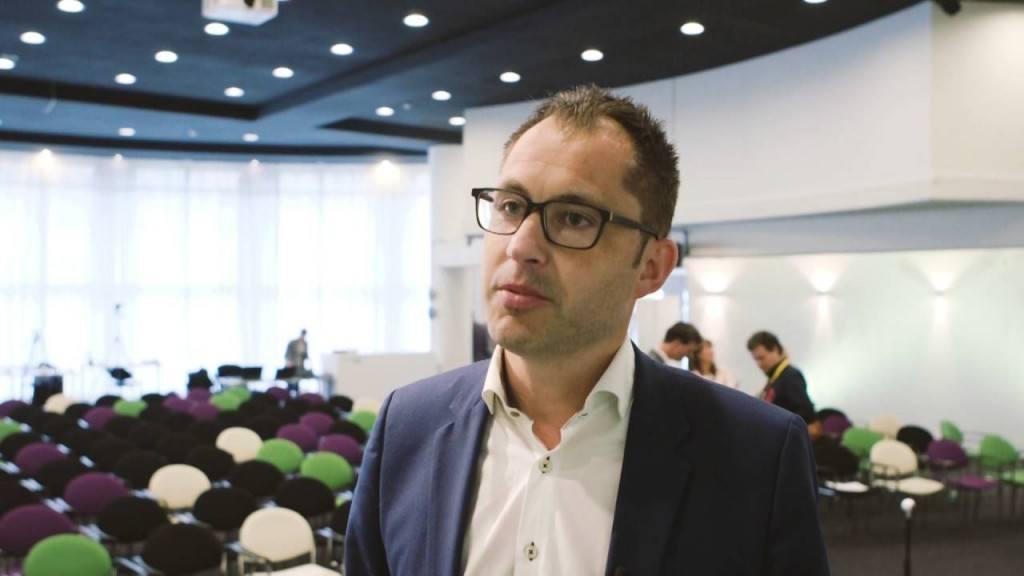 Maarten Schouten (Tata Steel): 'Werving begint al op de basisschool'