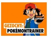 pokémon zoekt trainers