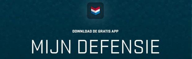 defensie app