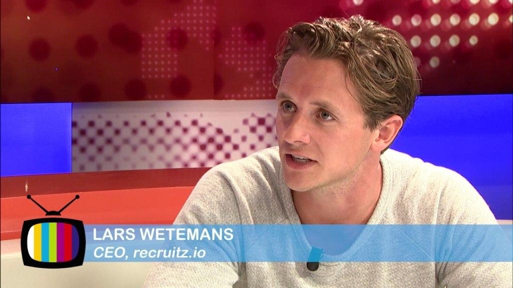 Lars Wetemans: 'De robot neemt zeker taken van de recruiter over'