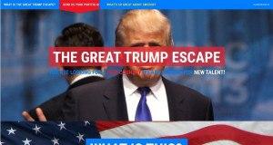 trump the great escape