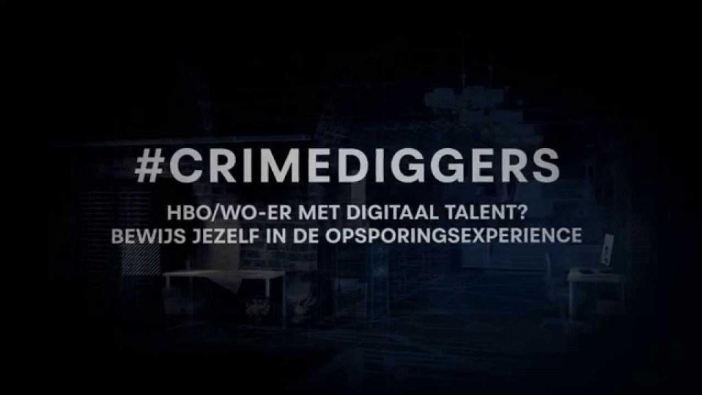 Politie komt met 'ultieme challenge' voor speurneuzen in spe