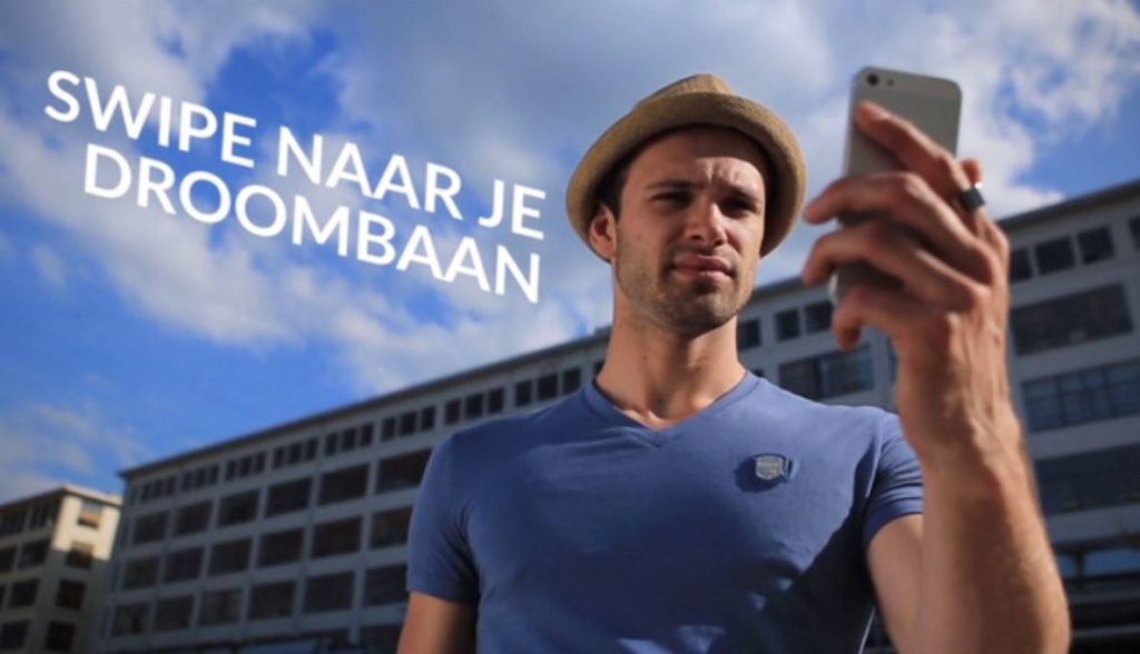 Tinderend Eindhovense jongeren met een afstand tot de arbeidsmarkt aan werk helpen (JobTalk)