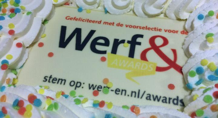 16 genomineerden Werf& Awards bekend: publiek mag nu meestemmen
