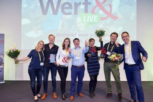 werf& awards jobtalk