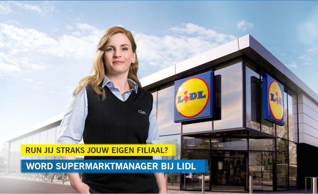 In 2 maanden 375 sollicitanten voor supermarktmanager krijgen, hoe doe je dat? (Lidl Nederland)