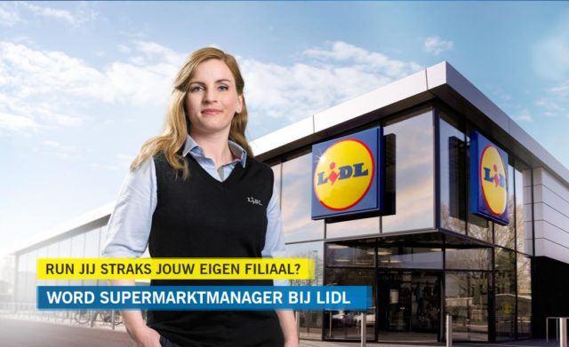 lidl supermarktmanager