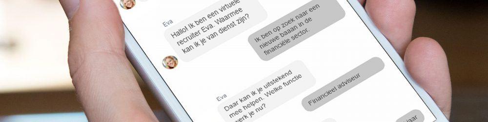 Chatmodule van Joboti nu ook ingebouwd bij Carerix