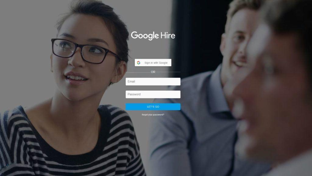 Google Hire is live (en dit is wat we er nu al van weten)