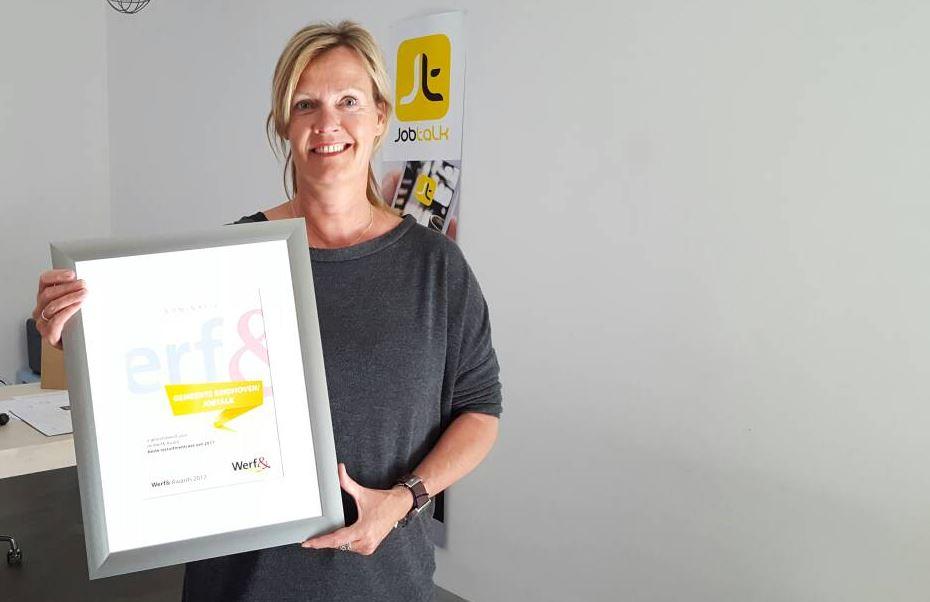 jobtalk gemeente eindhoven werf& awards