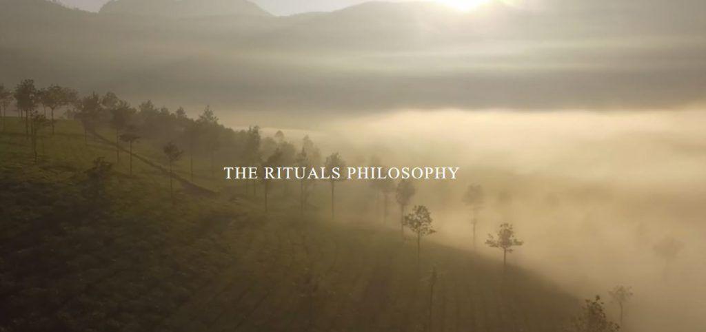 rituals company values werken bij
