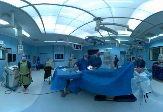 operatieassistenten video delft