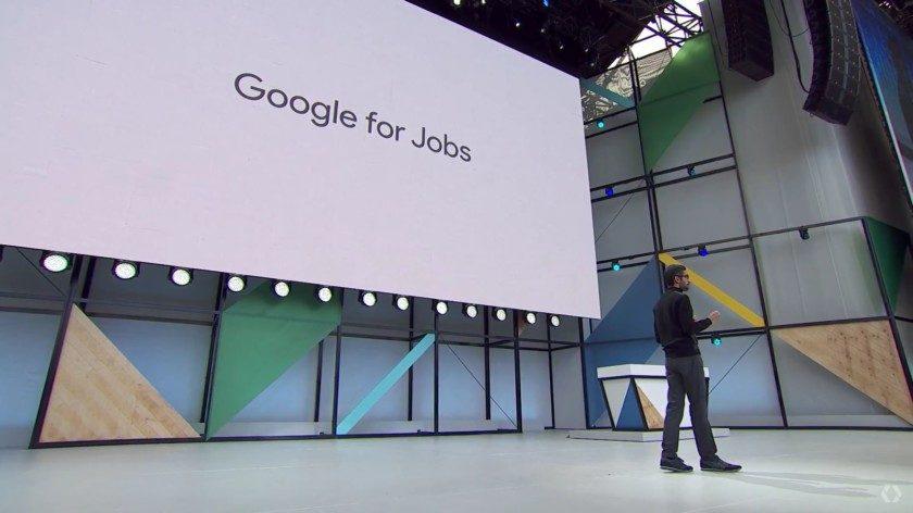 Google for Jobs gelanceerd, eerste tests leiden al tot 18 procent meer sollicitanten