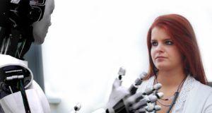 robot in recruitmentproces