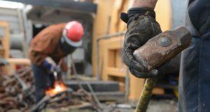 bouw timmermannen bouwsector