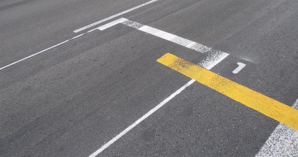 formule 1 asfalt