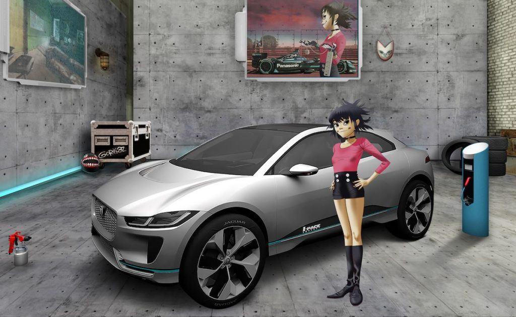Hippe Gorillaz moeten Jaguar Land Rover aan meer technisch talent helpen