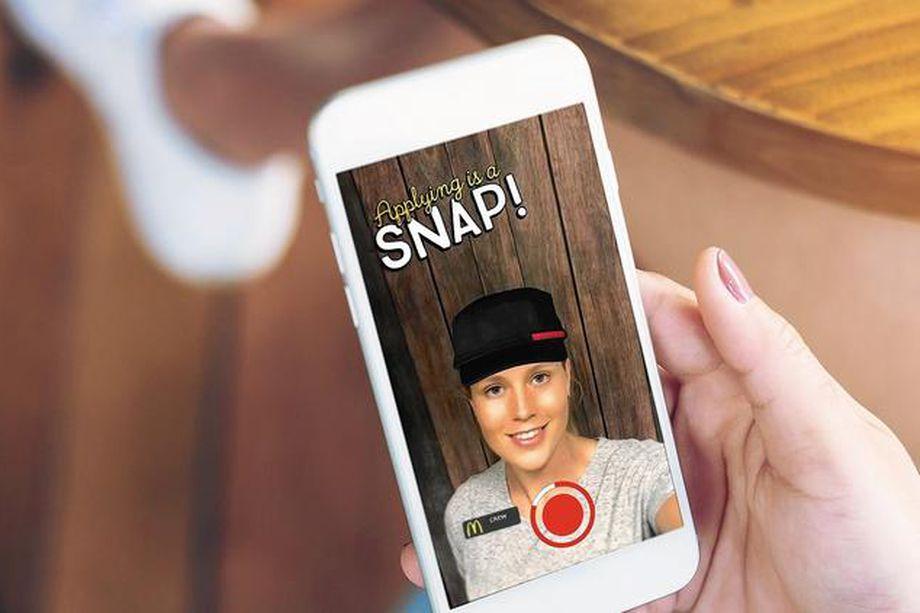 Hoe steeds meer recruiters Snapchat ontdekken als wervingskanaal
