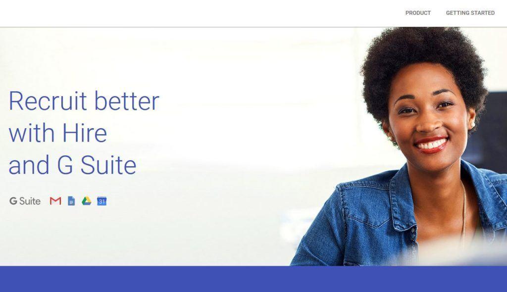 Google komt met eigen ATS: Google Hire (voor minstens 200 dollar per maand)