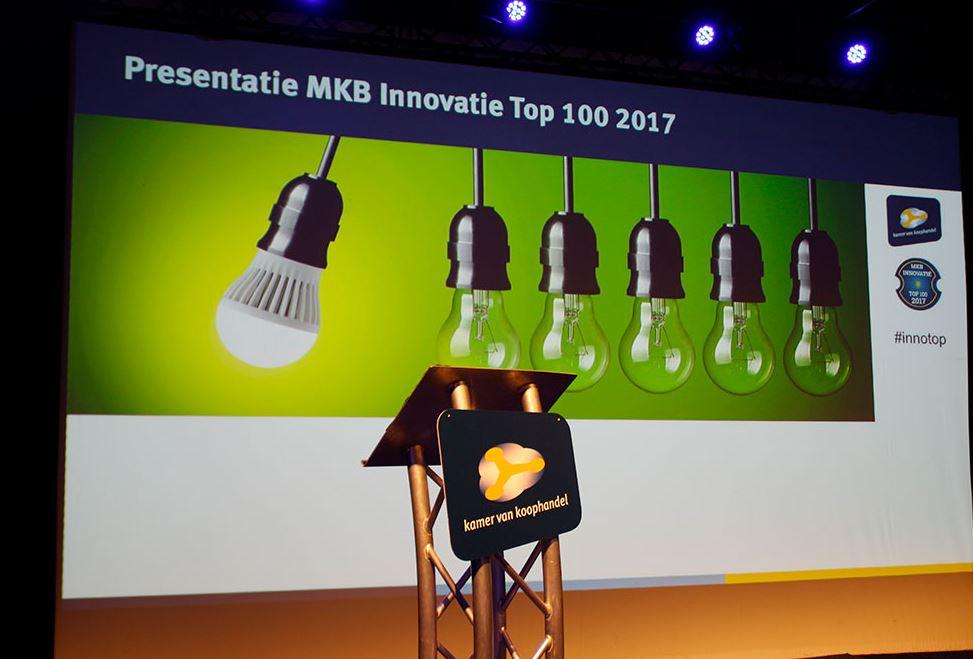 blue carpet innovatie top 100