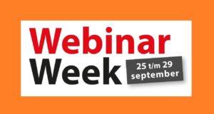 webinar week september
