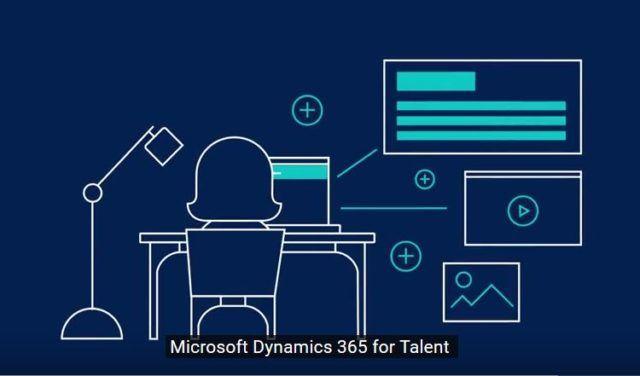 microsoft dynamics talent