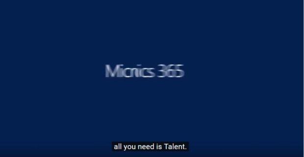 microsoft talent