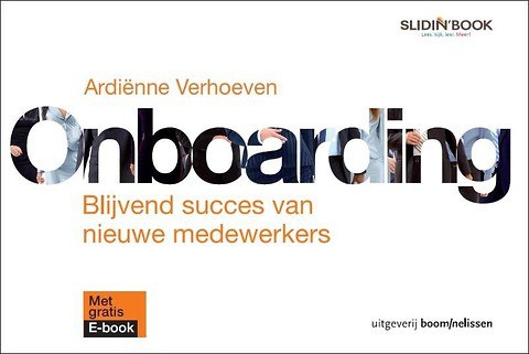 onboarding boek
