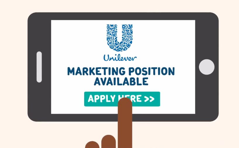 unilever apply