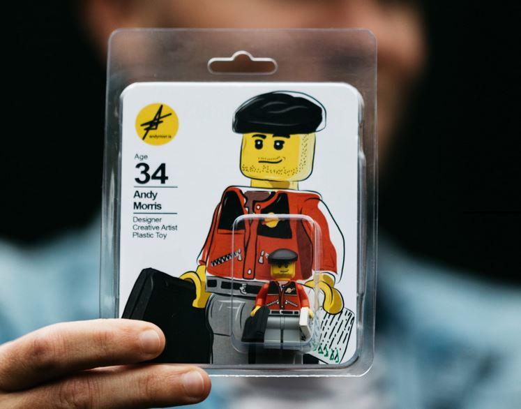 Met je eigen Lego-minifiguurtje op zoek naar een baan