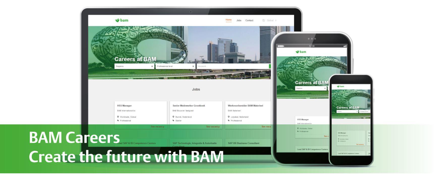 bam careers site