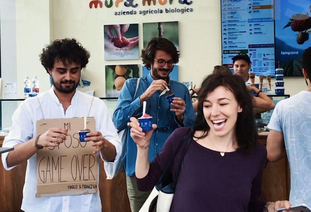 Krijg een ijsje gratis (En nog 3 maffe opdrachten waarmee een Italiaanse start-up saleskandidaten werft)