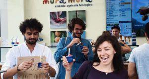 friendz maffe opdrachten ijsje gratis