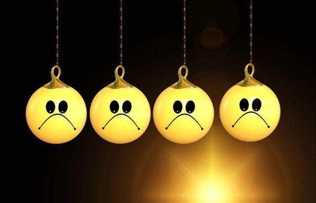 negatief over sollicitatieprocedures
