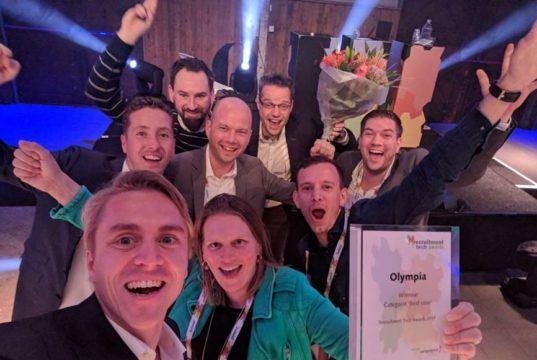 recruitment tech award olympia