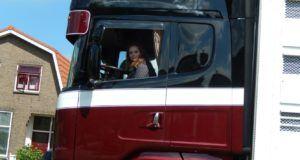 truck driver discriminatie
