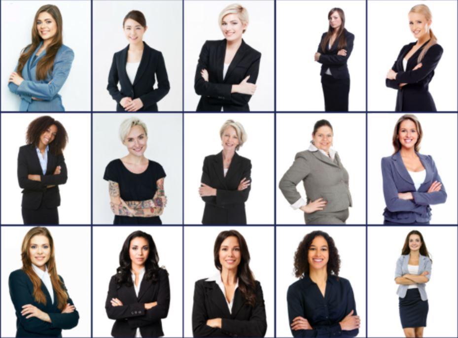 discrimineren alle 15 vrouwen