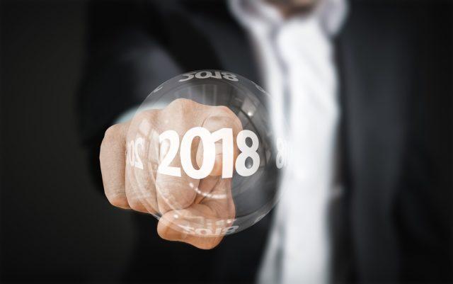 2018 trends
