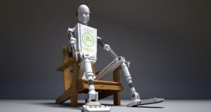 robots recruitment